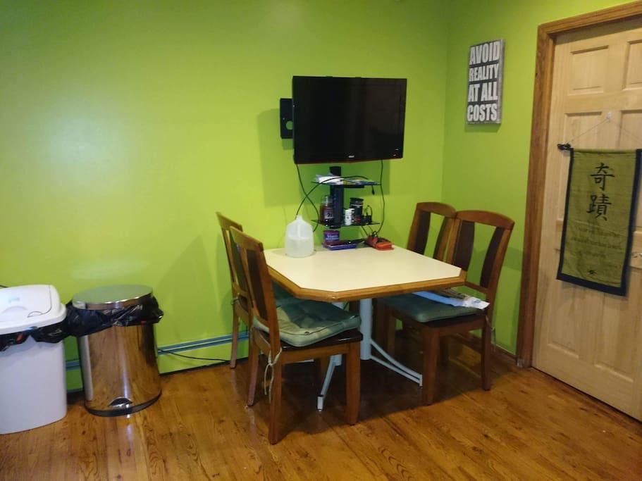 Living Room Pt 1