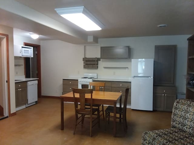 Apartment in Sun Valley, Idaho area.  Affordable.