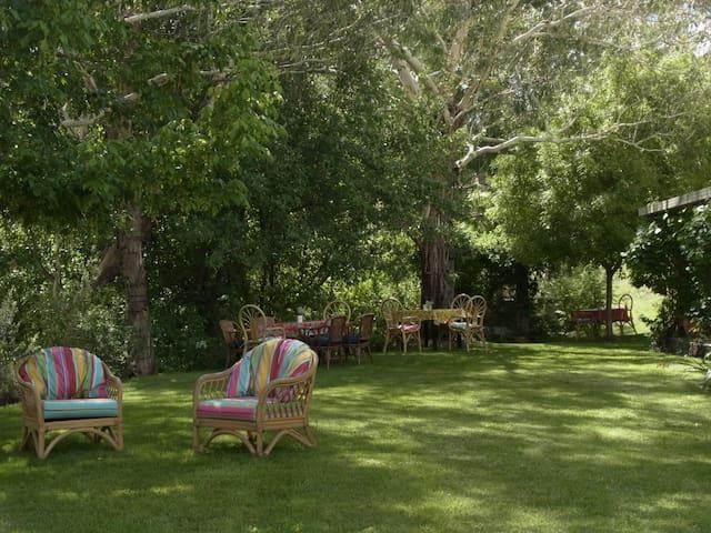 'Blue Wren Creekside' - quiet and beautiful