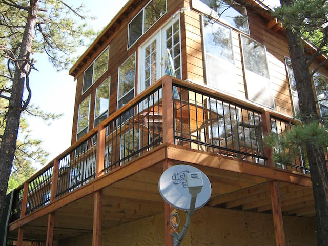 Evergreen Oasis-Near AngelFire/Taos - Guadalupita - House