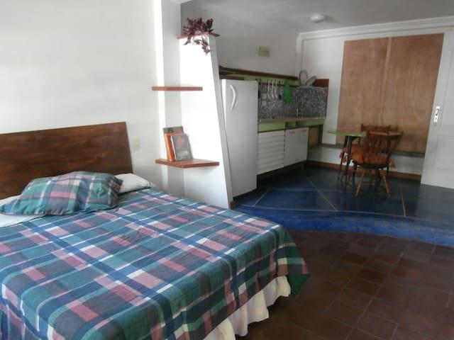 Apartamento Estudio, sencillo y de buen gusto.
