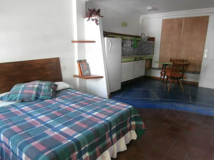 Apartamento Estudio, hospitalidad invaluable.