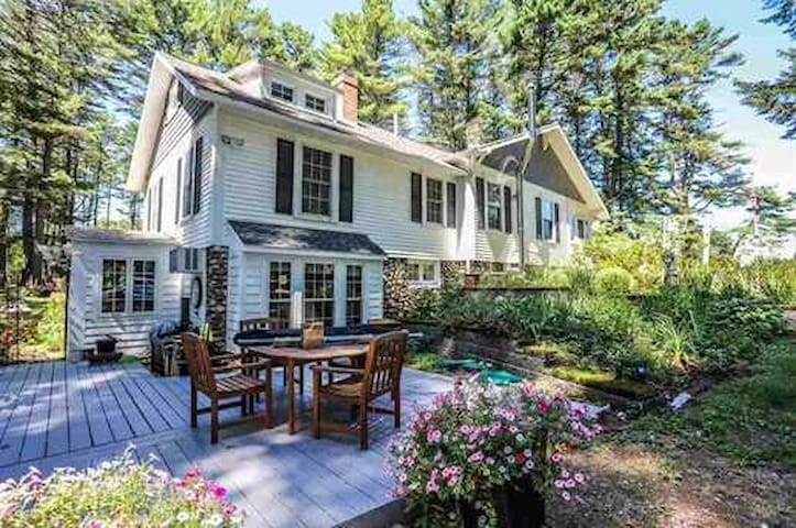 Private Lake Access Home Near Gunstock