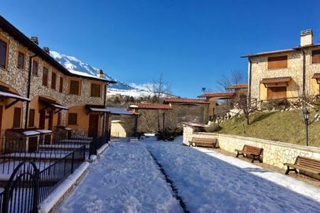 Casa Solaris - Campo Felice Rocca di Cambio