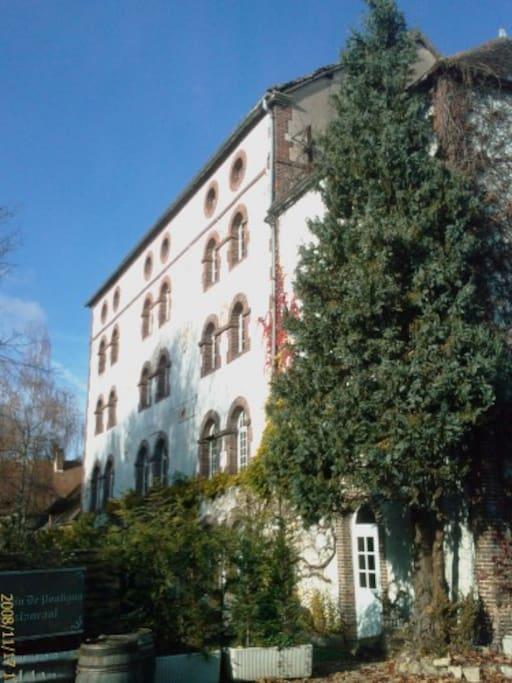 Moulin de Pontigny