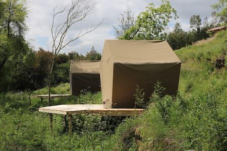 The Salamander Penta-Pod at Cara Creek Eco Lodge