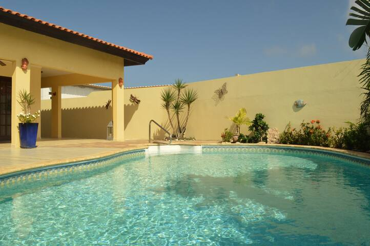 Villa Opal, house with private pool - Noord - Villa