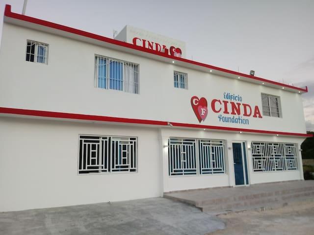 Apartamento Open Space Edificio Cinda Foundation