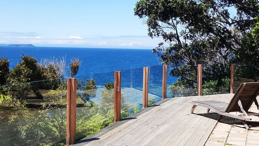 Te Rakau Cottage - Waiwera - กระท่อม