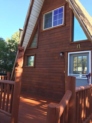 Cozy, affordable retreat in Big Bear. - Big Bear - Cottage