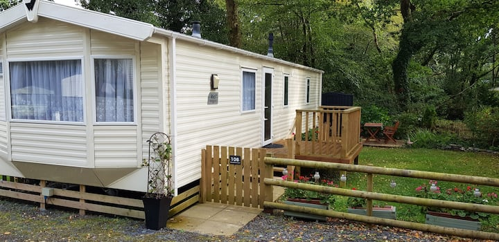 Relaxing Holiday Rental set amongst woodland