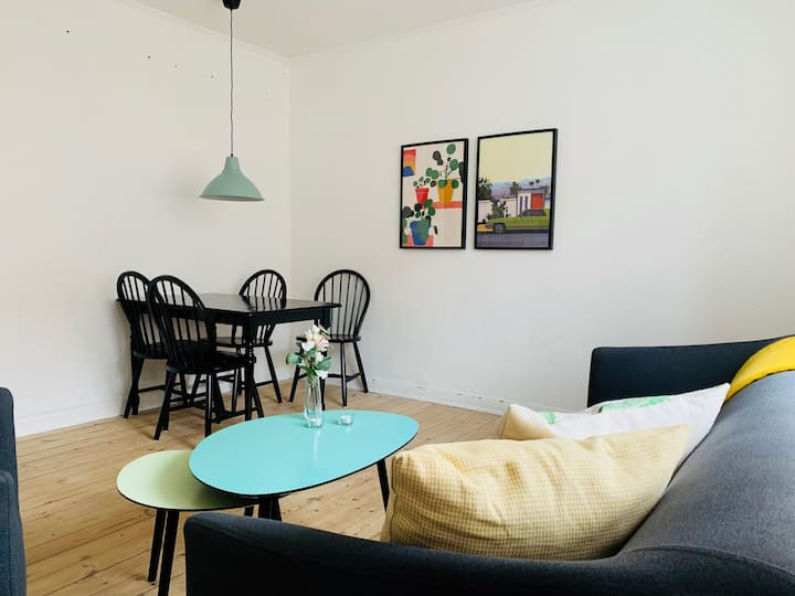 Spacious one-bedroom apartment at Amager