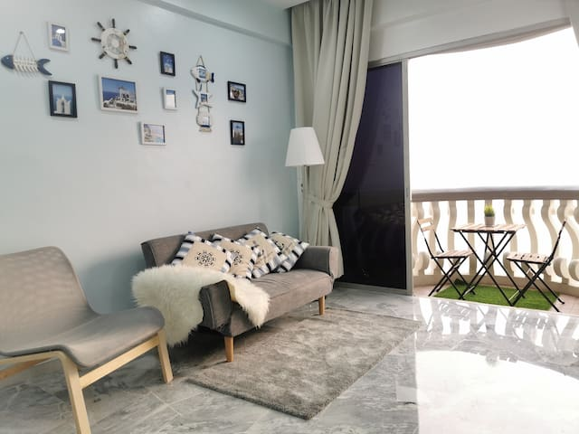 Port Dickson 10Pax 3BR Glory Beach Resort Seaview