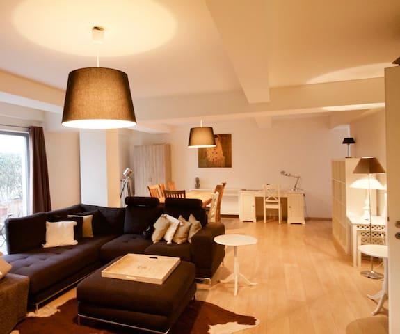 Nice 2 bedroom apartment - City Center