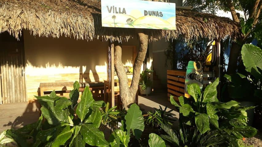 VillaDunasJeri-Suite Serrote c/ Cafe da Manha