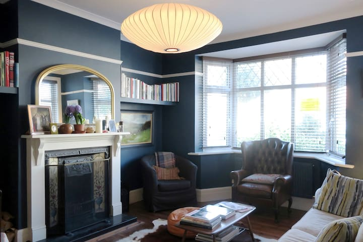 Stunning 5 Bed Home near Hove beach - Hove