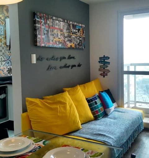 Apartamento na melhor localização do Tatuapé - SP