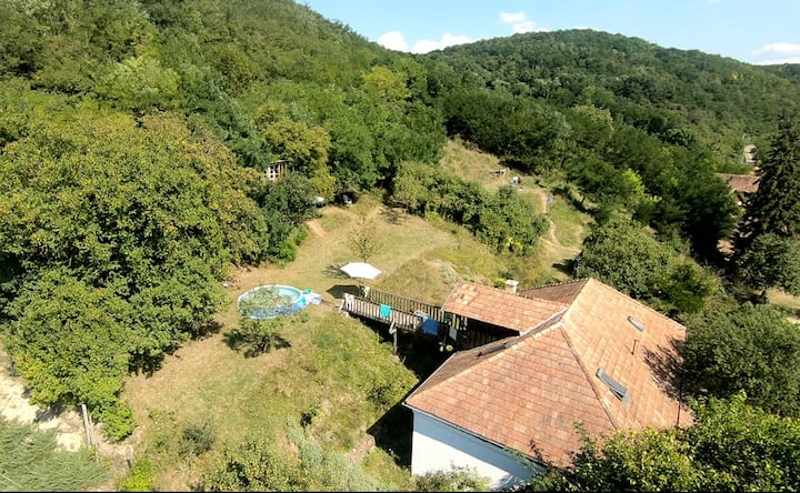 Lovely Summer Home in the Hills of Hungary