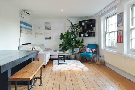 Stunning Shoreditch flat - 伦敦 - 公寓