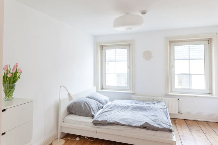 Cosy 2 room apt in the heart of HH