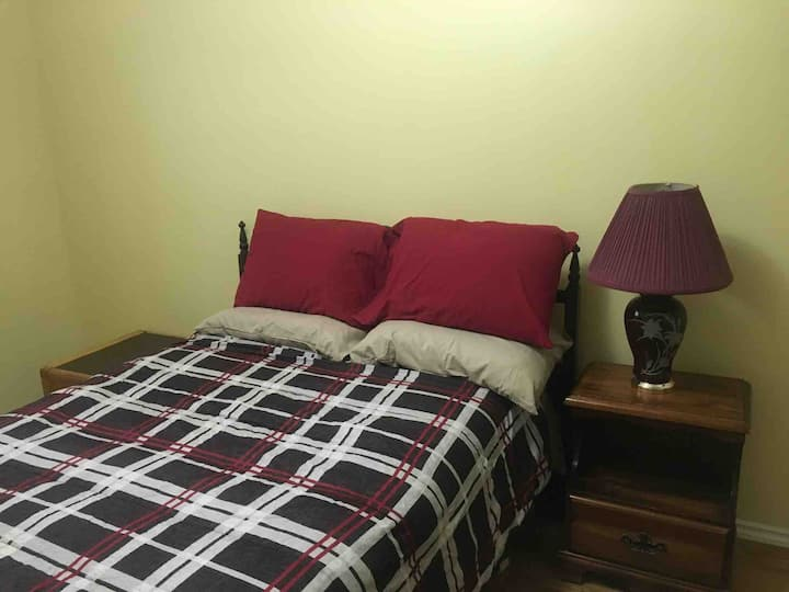 Awesome home away from home - 1 bedroom furnished