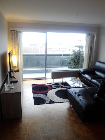 Nice, fully equipped apartment with free parking - Antwerpen - Apartemen