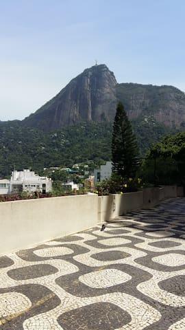 Playground - Vista do Corcovado