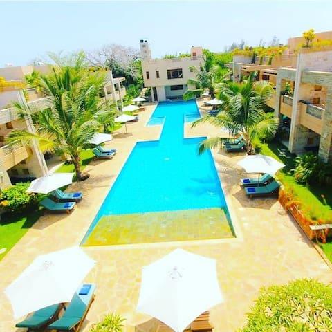 Villa Mandhari- Diani Beach - Wasini Villa