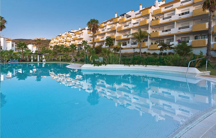 Holiday apartment with 2 bedrooms on 60m² in La Cala de Mijas