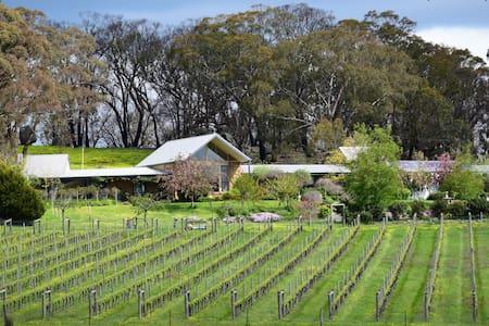 Kyneton Ridge Winery B&B - Spa Suite - Kyneton - Bed & Breakfast