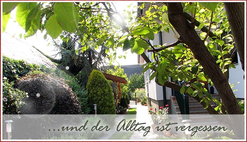Ferienwohnung im Grünen - Eisenstadt - Apartment