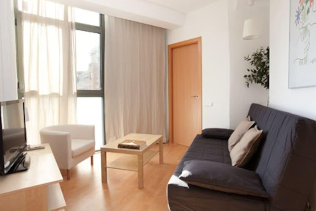 Sagrada familia design 2 appartamenti in affitto a for Appartamenti barcellona affitto annuale