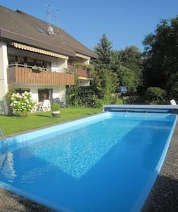 Great Luxurious Apartment with Pool - Baden-Baden - Wohnung