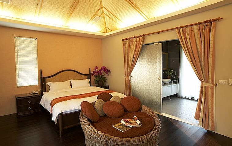景緻客房(4人房) Deluxe Suite(4 guests)  - Checheng Township - Pousada