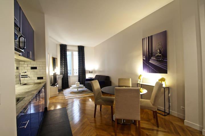 ❤️Superbe Appartement Design à Montmartre