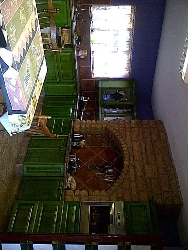 Bushveld luxury in Pretoria