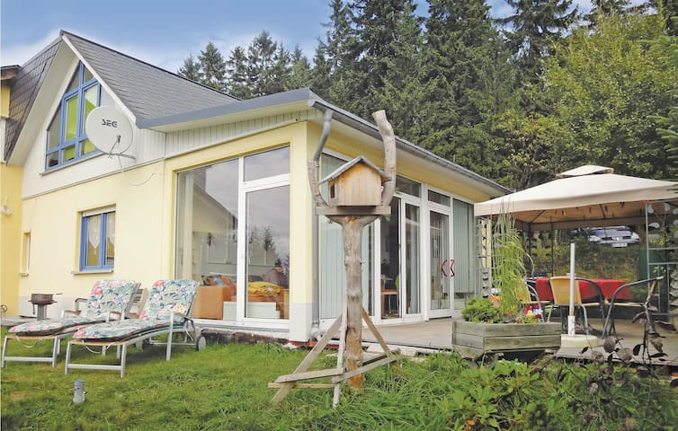 Holiday cottage with 1 bedroom on 71m² in Eibenstock OT Carlsfel