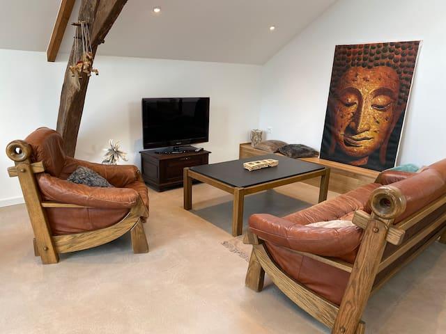Appartement dans village proche du Grand Duché