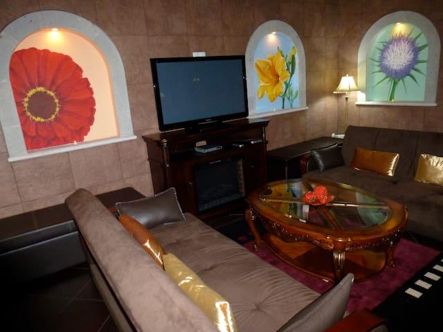 Private en suite in City house  - Mexiko-Stadt - Haus