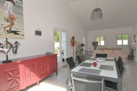 Villa à 2 pas d'une très belle plage - La Couarde-sur-Mer - Villa