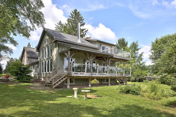 Greenwood Homestead on Glencolton Farm