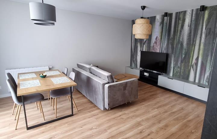 Apartament z klasą Gliwice