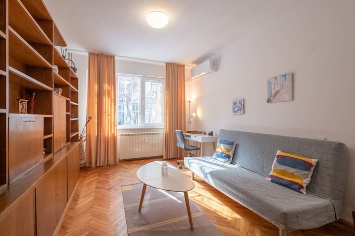 ⚡Greatly Equipped, Authentic Central Area, 2 BRs