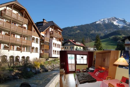 Apartment with pist view/Dachstein - Rußbach am Paß Gschütt
