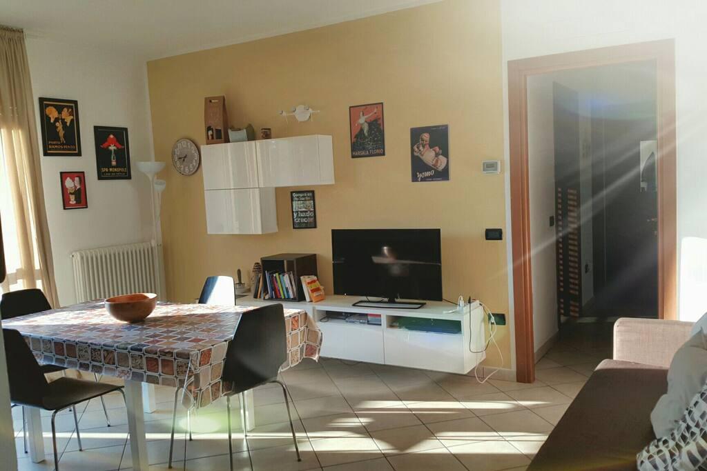 Casa della bicicletta apartments for rent in forl for Casa italia forli