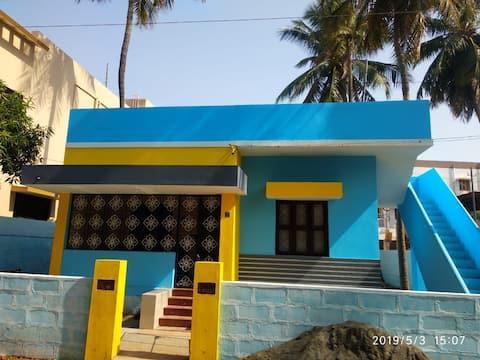 Individual Home Stay @ Heart of Srirangam