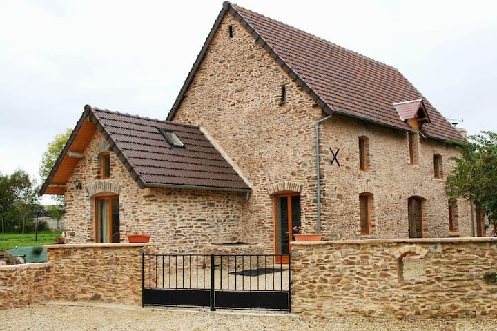 La Cidrerie, beau gîte de 5 chambres à coucher - Sainte Marguerite D'elle Le Bourg