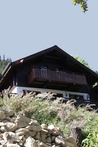 Charming chalet in Swiss Alps - Naters - Faház