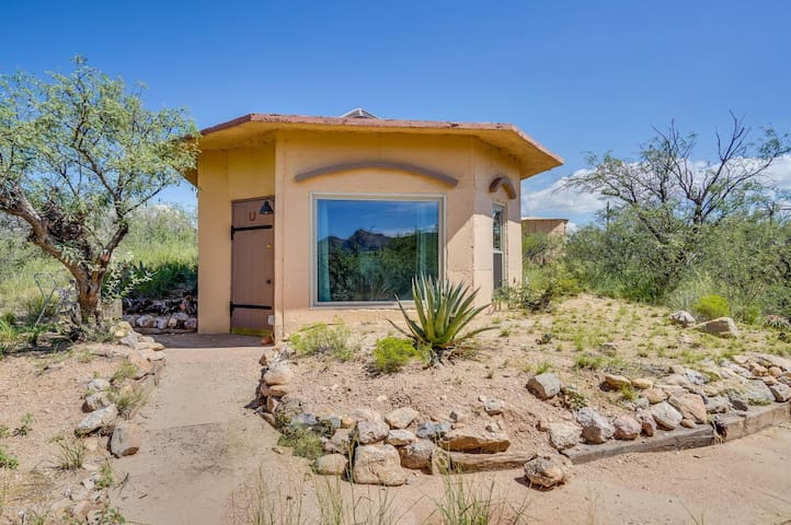 Round House - The Desert Sanctuary At Rincon Peak