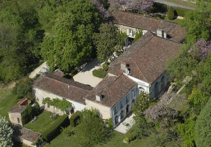 GITE AU BORD DE LA RIVIERE - Marssac-sur-Tarn - บ้าน